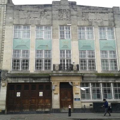 79-83 Charterhouse office building London EC1