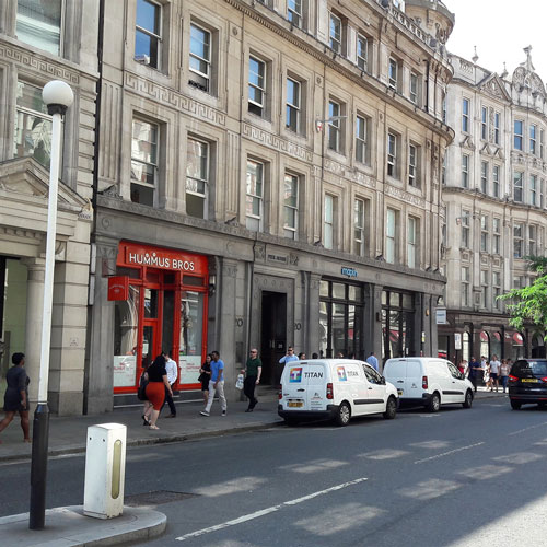Peek House Eastcheap offices to let